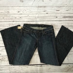 Buffalo David Bitton 30 X 34 1/2 Dahlia Jeans